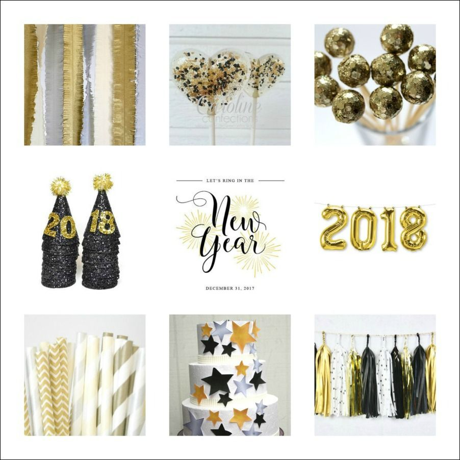 Mini Party Plan: New Year's Eve Party | New years eve ...