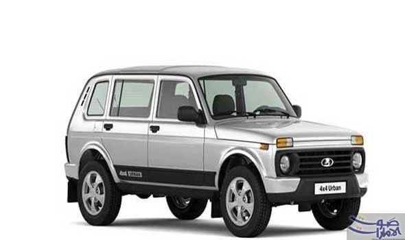 لادا تعرض سيارتها النيفا ذو 5 أبواب بتعديل الهيكل الأساسي وبزيادة 500 مم لقاعدة العجلات و اضافة 5 ابواب قدمت لادا طرازها النيفا ذو 5 Car Suv Van