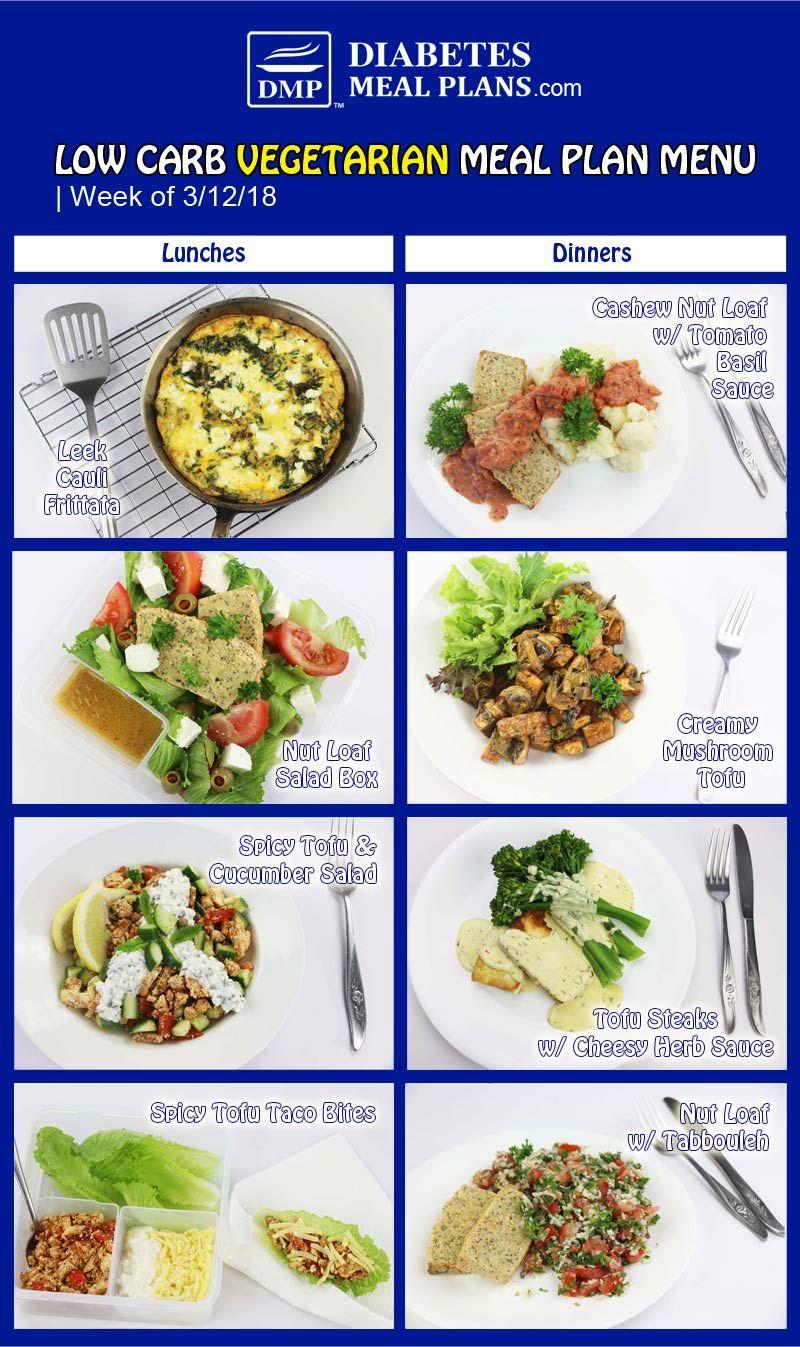 Pin On Vegetarian Diabetic Meal Plans