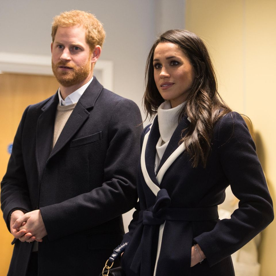 Prinz Harry + Meghan Markle: Deshalb Darf Ihr Halbbruder