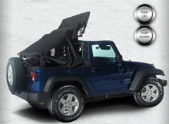 Power Soft Top For Jk 2 Door Jeep Wrangler Jeep Wrangler Jeep