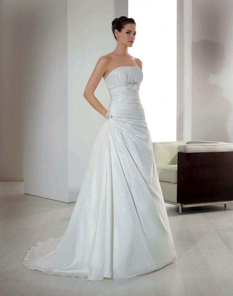 Imagenes de vestidos de novia ultimos modelos