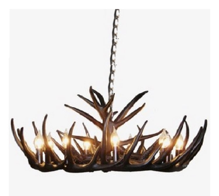 545.00$  Watch here - http://alidxi.worldwells.pw/go.php?t=32661668908 - Mediterranean antlers lamp restaurant lights artistic chandelier American country Nordic antler chandelier lamp chandelier