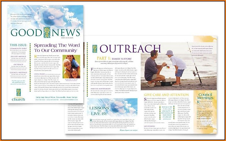 Church Newsletter Templates Microsoft Word Template 1 Resume Examples P32elyqvj8 Church Newsletter Newsletter Templates Word Newsletter Templates