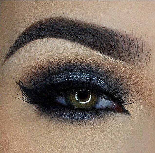 Dark Blue Eye Makeup Tutorial - Mugeek Vidalondon
