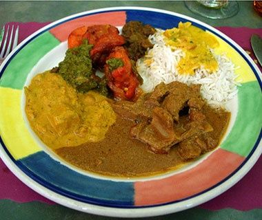 Eat Indian Food At The Jackson Diner Rated One Of Best Restaurants In U S