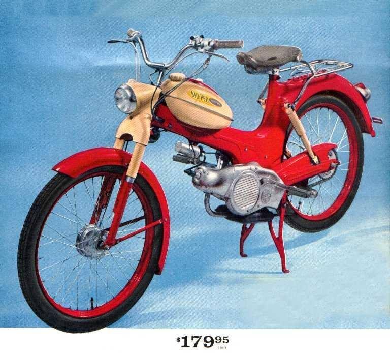 1963 Puch Allstate 50cc