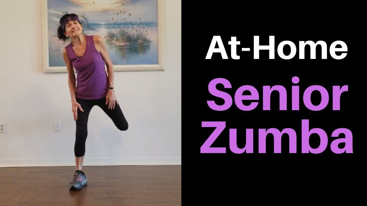 Zumba At Home To Get Moving & Boost Your Immune System