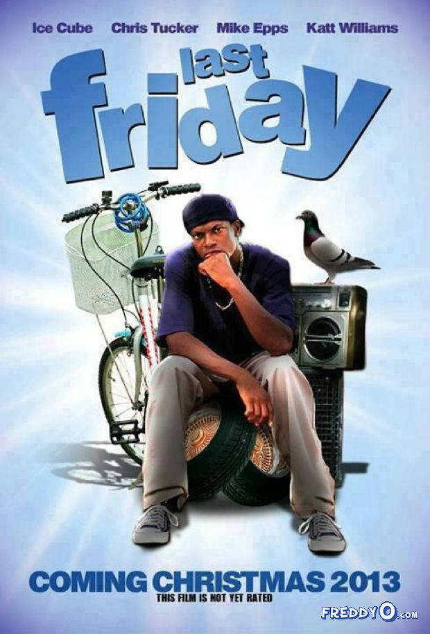 chris-tucker-last-friday-movie-poster | comedy movies | Pinterest ...
