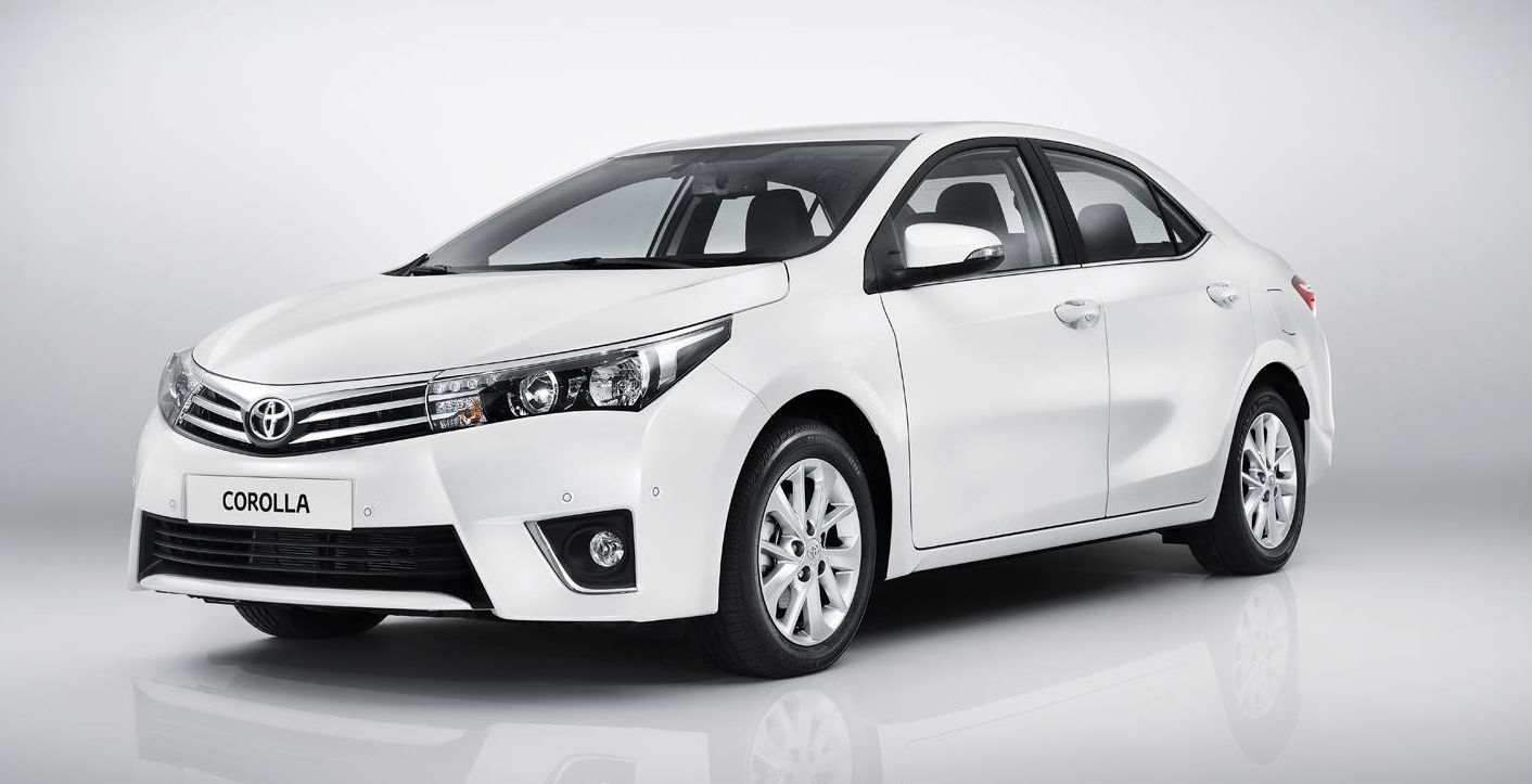 All new toyota altis 2014 hd photo