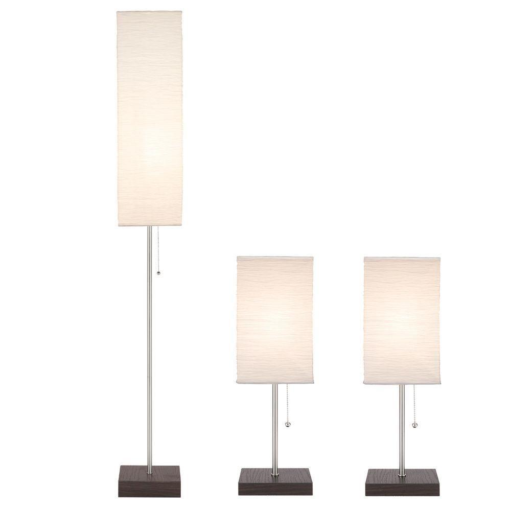 Papier Tischleuchte Lampentisch Esszimmer Mobel Beleuchtung
