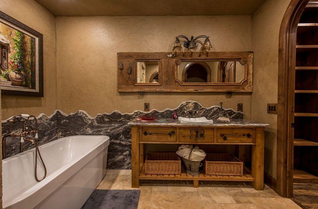 Rustic Wood Bathroom Mirrors Rustic Bathrooms Rustic Bathroom Designs Small Rustic Bathrooms