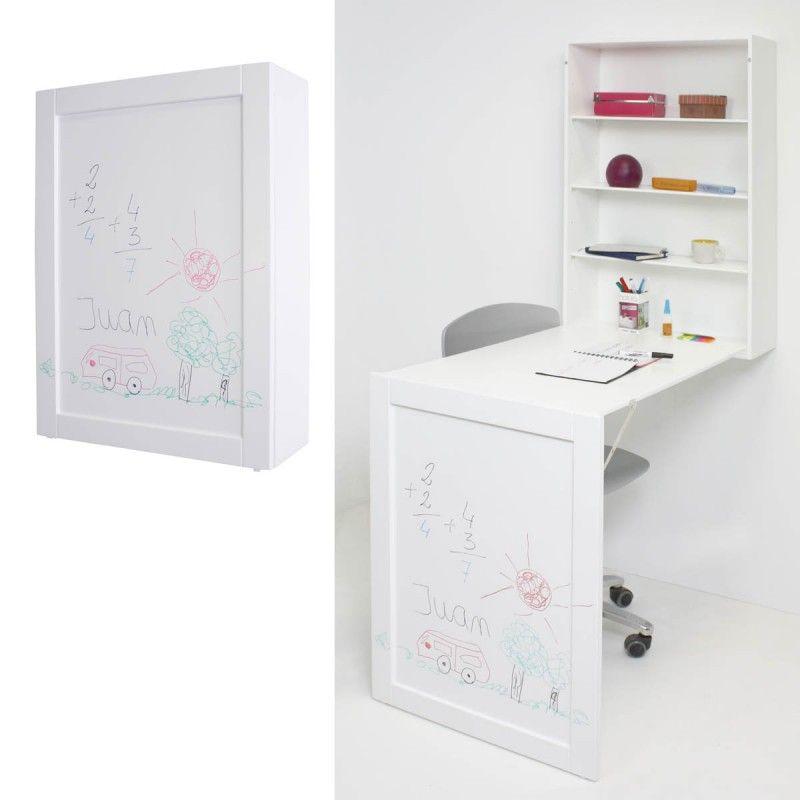 Escritorio de pared plegable agus escritorio de pared - Mesas escritorio plegables ...
