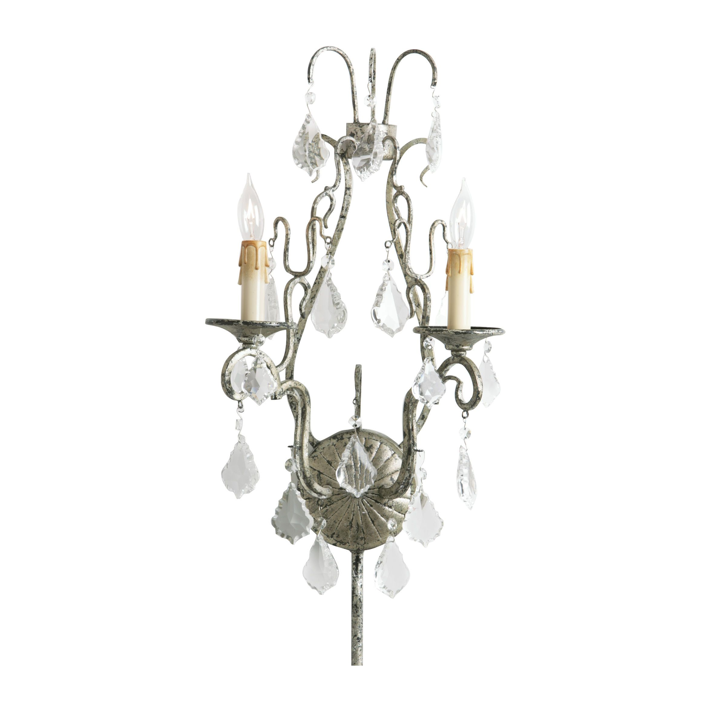 Olympia Wall Sconce - Ethan Allen US