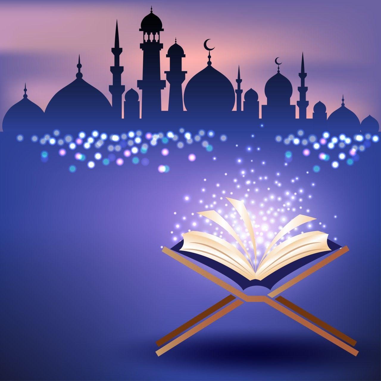 Pin Oleh Shaimaa Di بطاقات لرمضان للكتابة عليها Seni Islamis Agama Spanduk