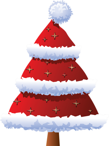Christmas Tree In 2020 Christmas Tree Clipart Christmas Applique Christmas Lettering