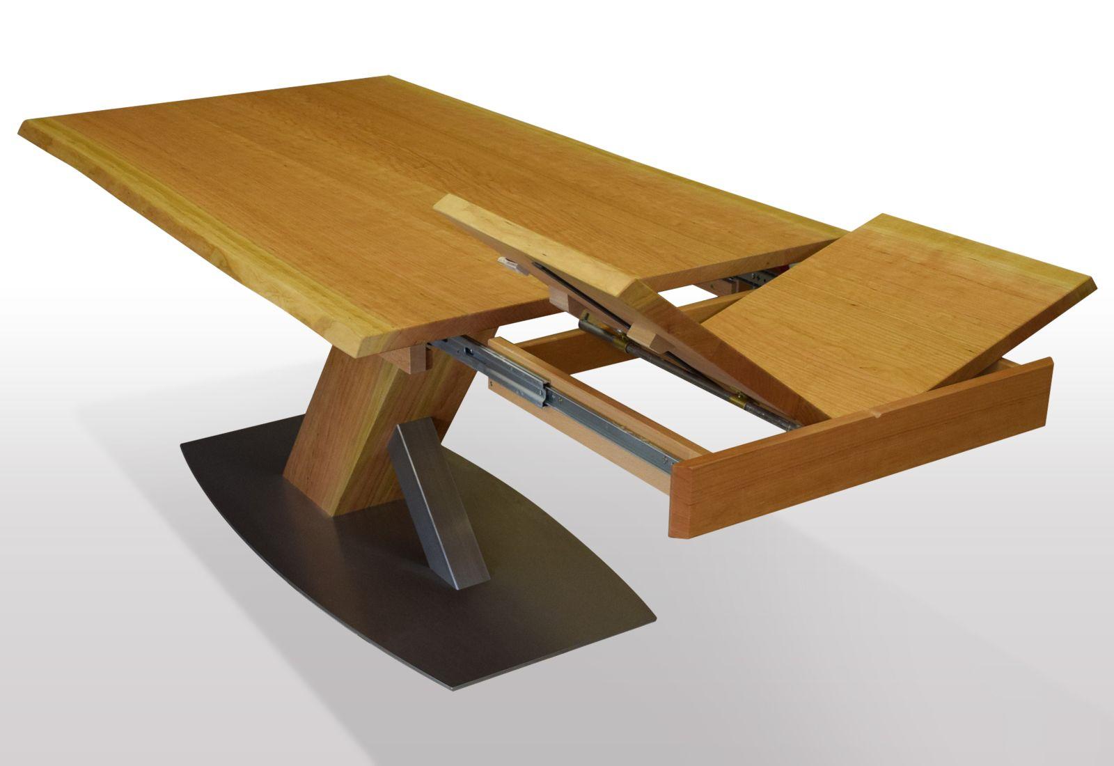 Pin Von Adam Maniku Auf Baumtisch Kirschbaum Amerikanisch Ausziehbar Tischdesign Couchtisch Design Baumtisch
