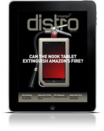 Distro Issue 15 Tackles The Nook Tablet Htc S Rezound And Your
