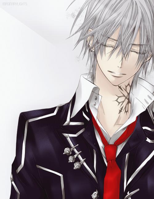 Zero Kiryuu - Vampire Knight | anime | Pinterest | Manga, Chicas y ...