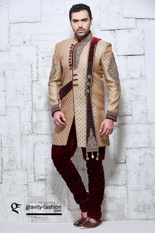 13 hot trending Sherwani Designs for 13  Traditional indian