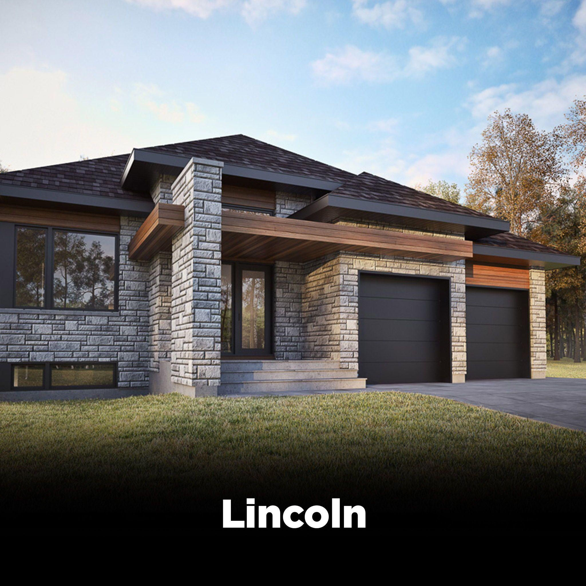 Le modle Lincoln est synonyme de raffinement et de luxe pour une proprit  la hauteur de vos