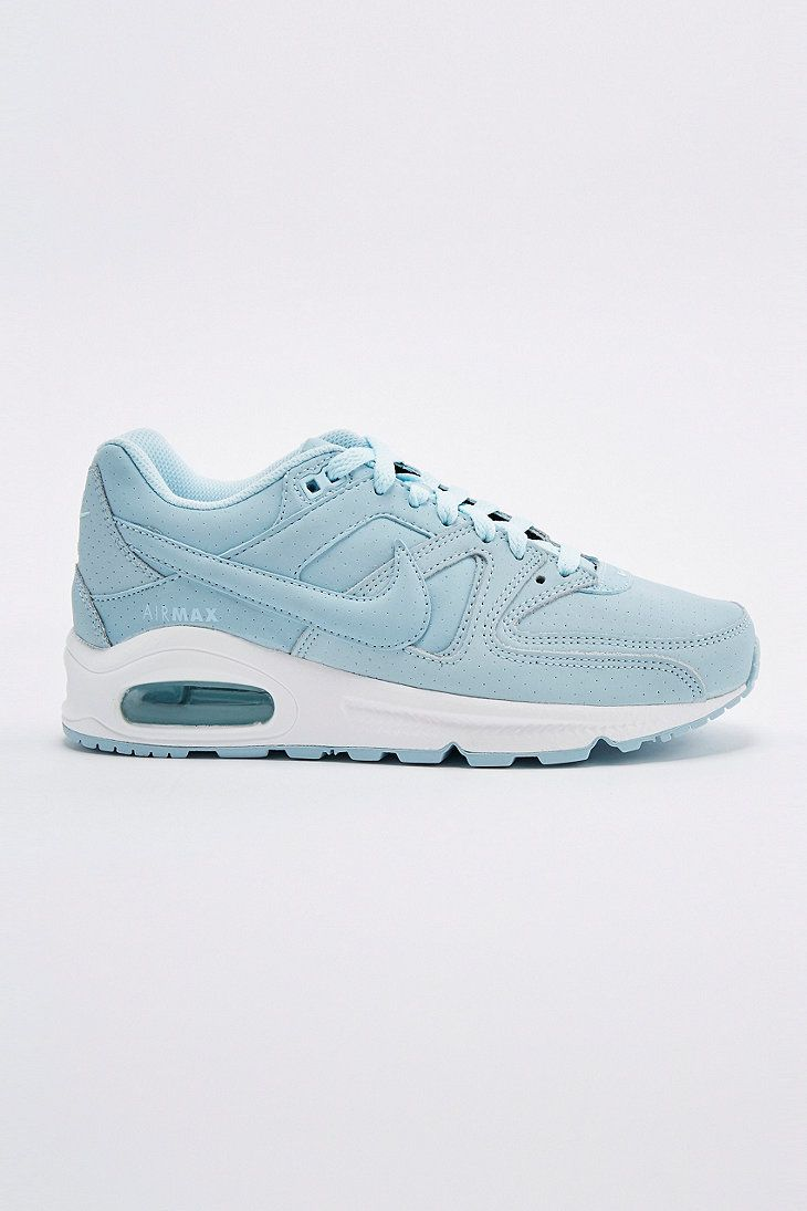new concept c967b cbb0e Nike Air Max Command Premium Trainers in Ice Blue - Urban Outfitters