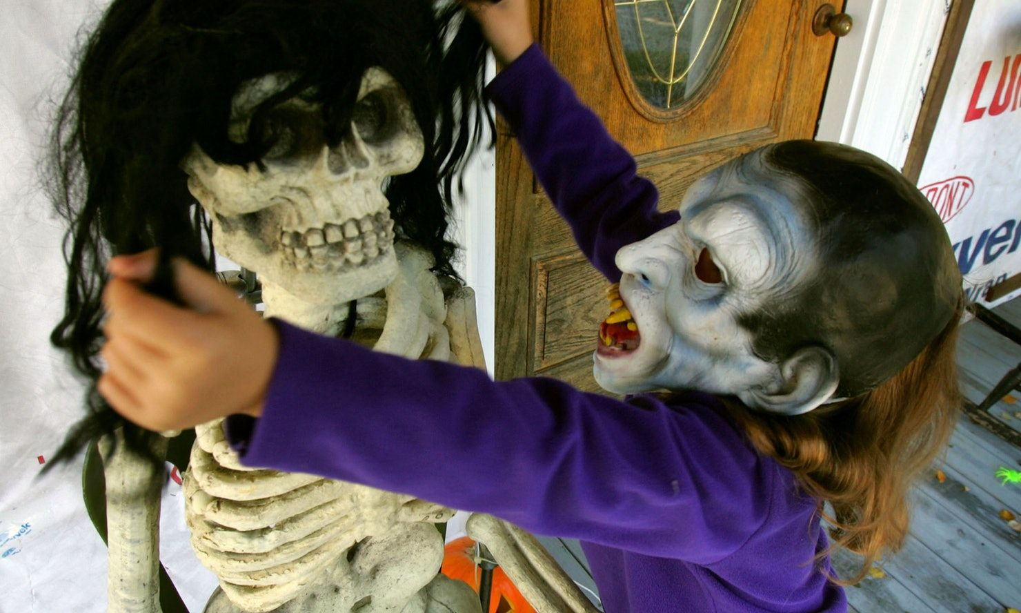 7 Halloween Decoration DIYs That Are Truly Scary Halloween diy - diy halloween decorations scary