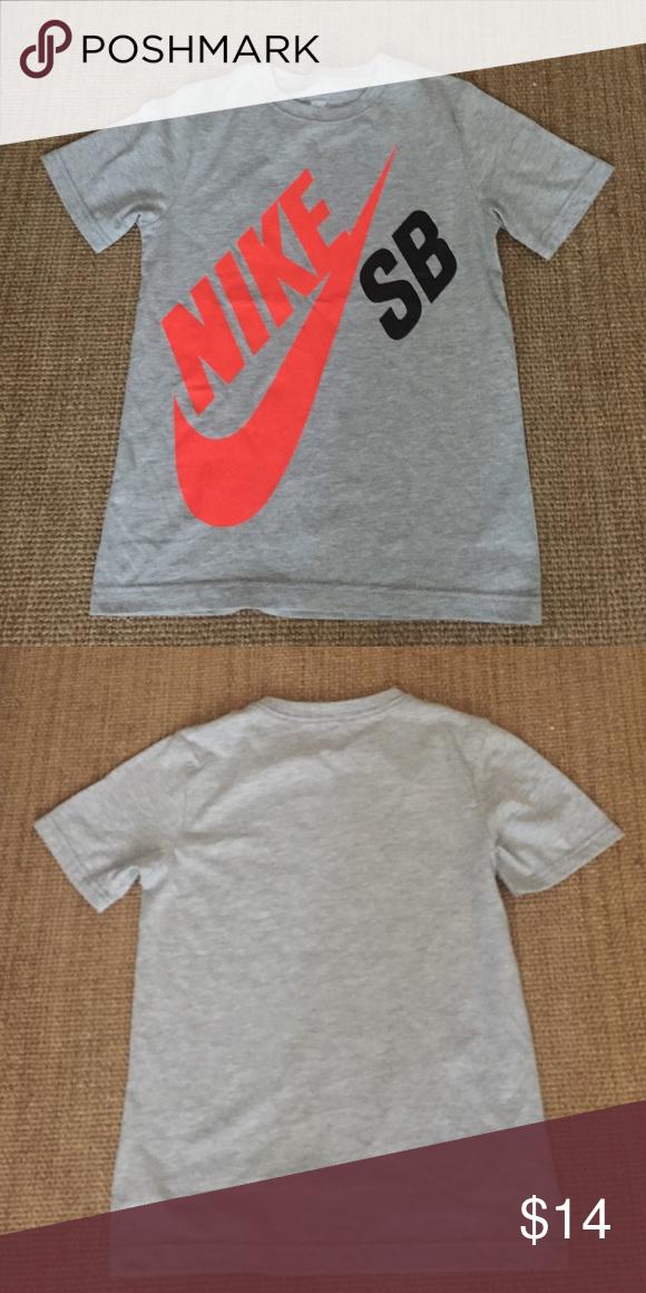 b2868aee7 Nike SB Big Logo Boy's T-Shirt Nike SB Big Logo T-Shirt Boy's Medium Nike  Tops Tees - Short Sleeve