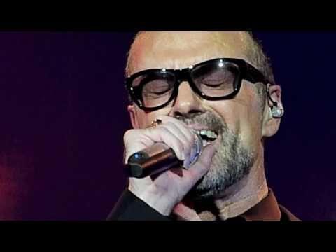 George Michael Live (Roxanne) Symphonica Tour @ Jyske Bank Boxen, Herning, Denmark 02.09.2011 - YouTube