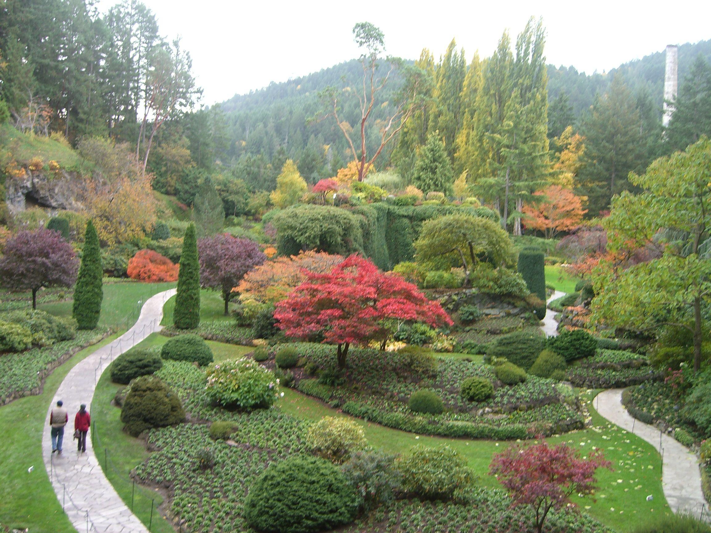Butchart Gardens Victoria British Columbia | Butchart ...
