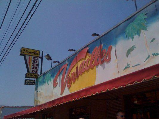Versailles Los Angeles Restaurants Favorite Places Los Angeles