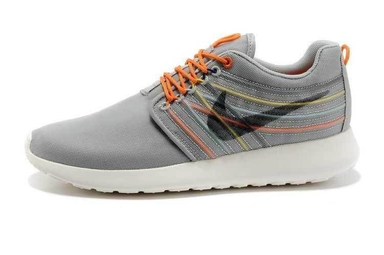 Nike Roshe Run Dyn FW Mens LightGray Couple Running Shoes