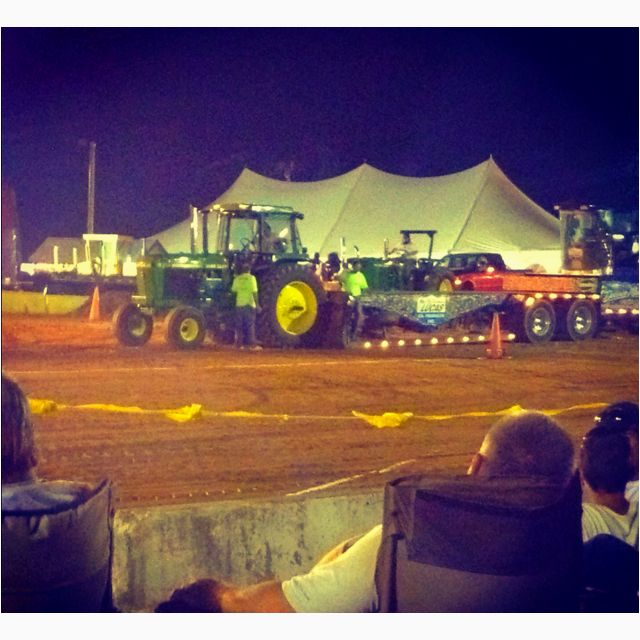 Mason Dixon tractor pulls (: