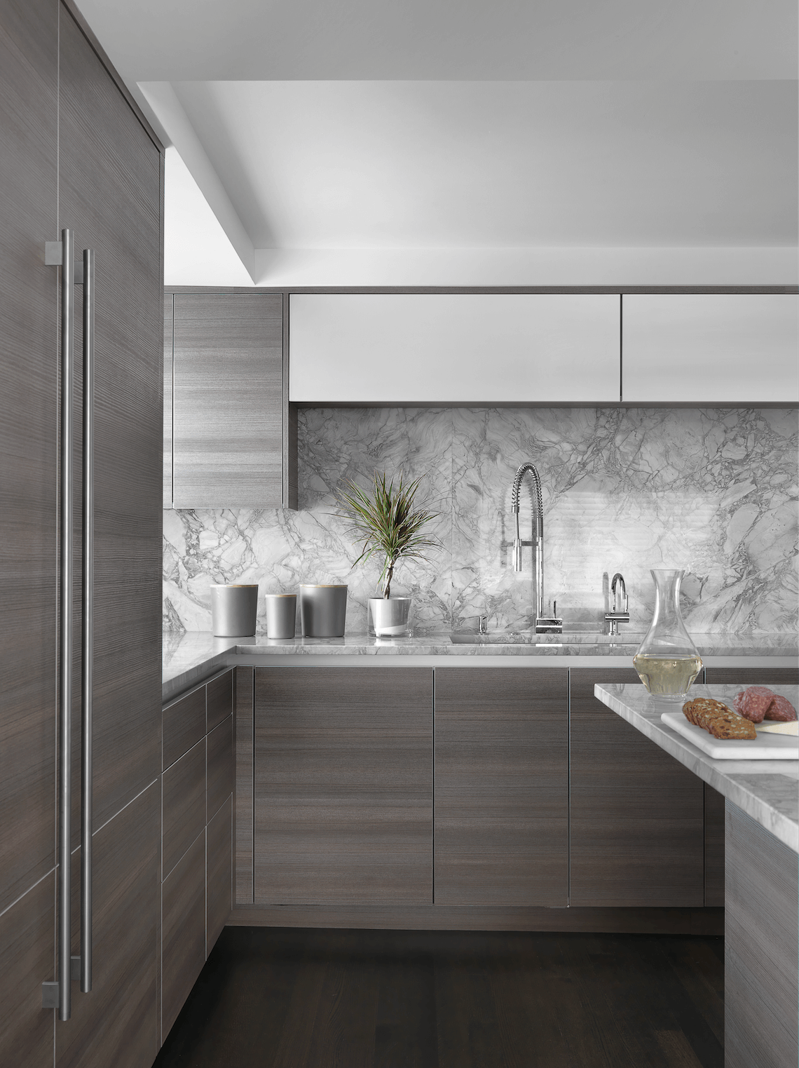 Modern Kitchen Design Featuring Poggenpohl Cabinetry. Design By Beck/Allen  Cabinetry And Property Enhancements