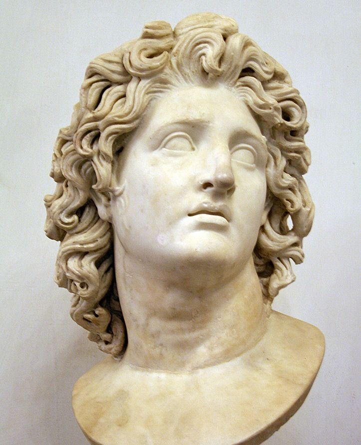 Прически Древней Греции: