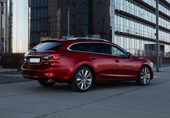 2019 Mazda 6 Wagon Engine Redesign Interior And Price Mazda 6 Wagon Mazda 6 Mazda