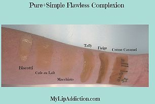 Flawless Complexion Foundation – Pure+Simple