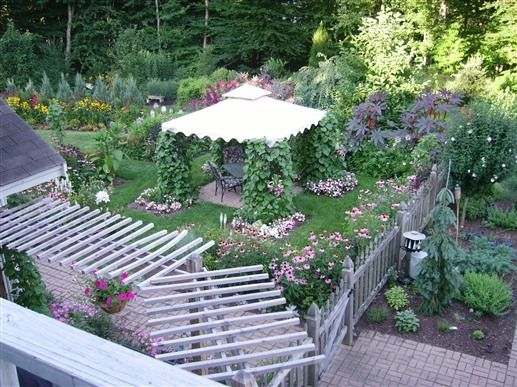 Tiffany Gardens Bed and Breakfast - Londonderry, NH ...