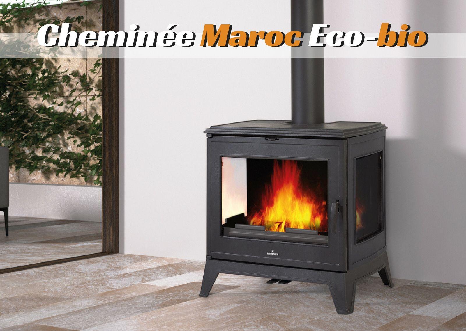 Epingle Sur Cheminee Maroc Eco Bio