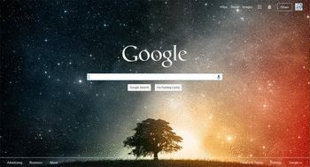 google custom background 16 images or your own themes and