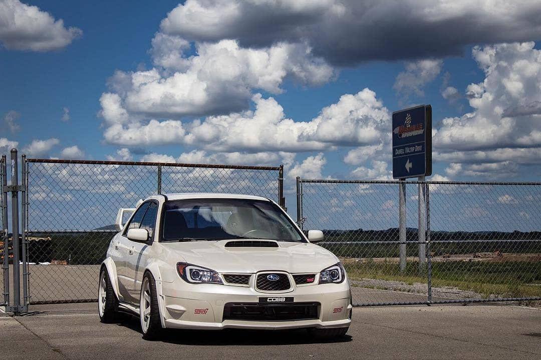 Pin on Subaru STI Impreza WRX STI