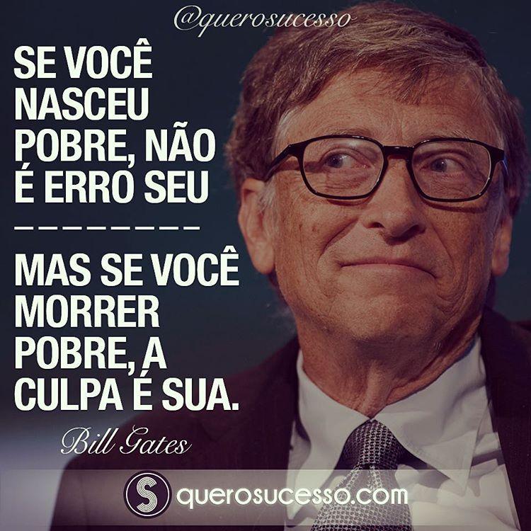 Bill Gates Ficou Conhecido Mundialmente Por Fundar Junto Com