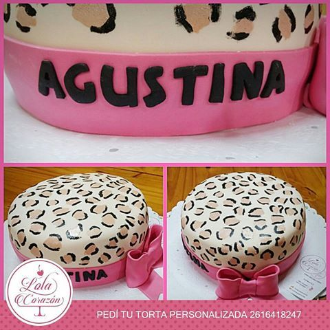 Animal Print Cake   www.facebook.com/lolacorazon.tortas www.instagram.com/lolacorazon.tortas