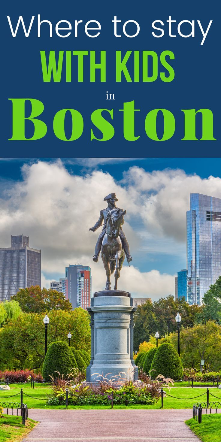 Boston attractions for families (most are free!) Travel