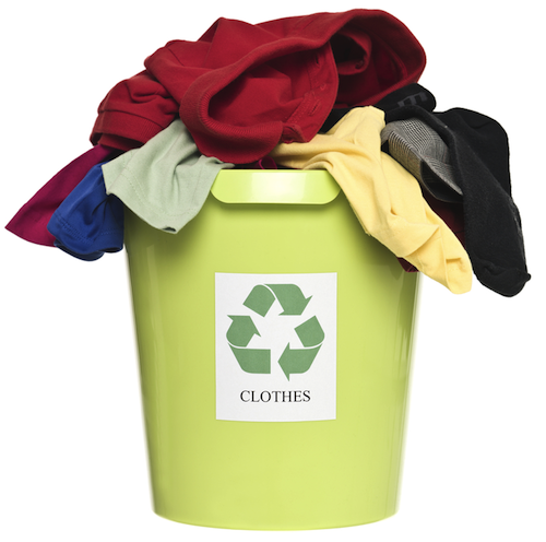 3 Ways To Recycle Baby Clothing