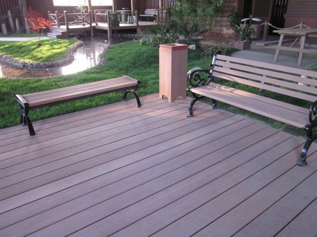 High Quality Composite Bench In Canada, How To Installation Wood Plastic  Patio Bench, Composite