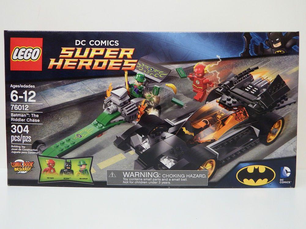 Details about LEGO DC Comics Super Heroes 76012 Batman The