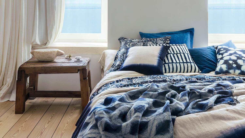 Zara Home Arredamento Idee Per Decorare La Casa Idee Camera Da Letto Blu
