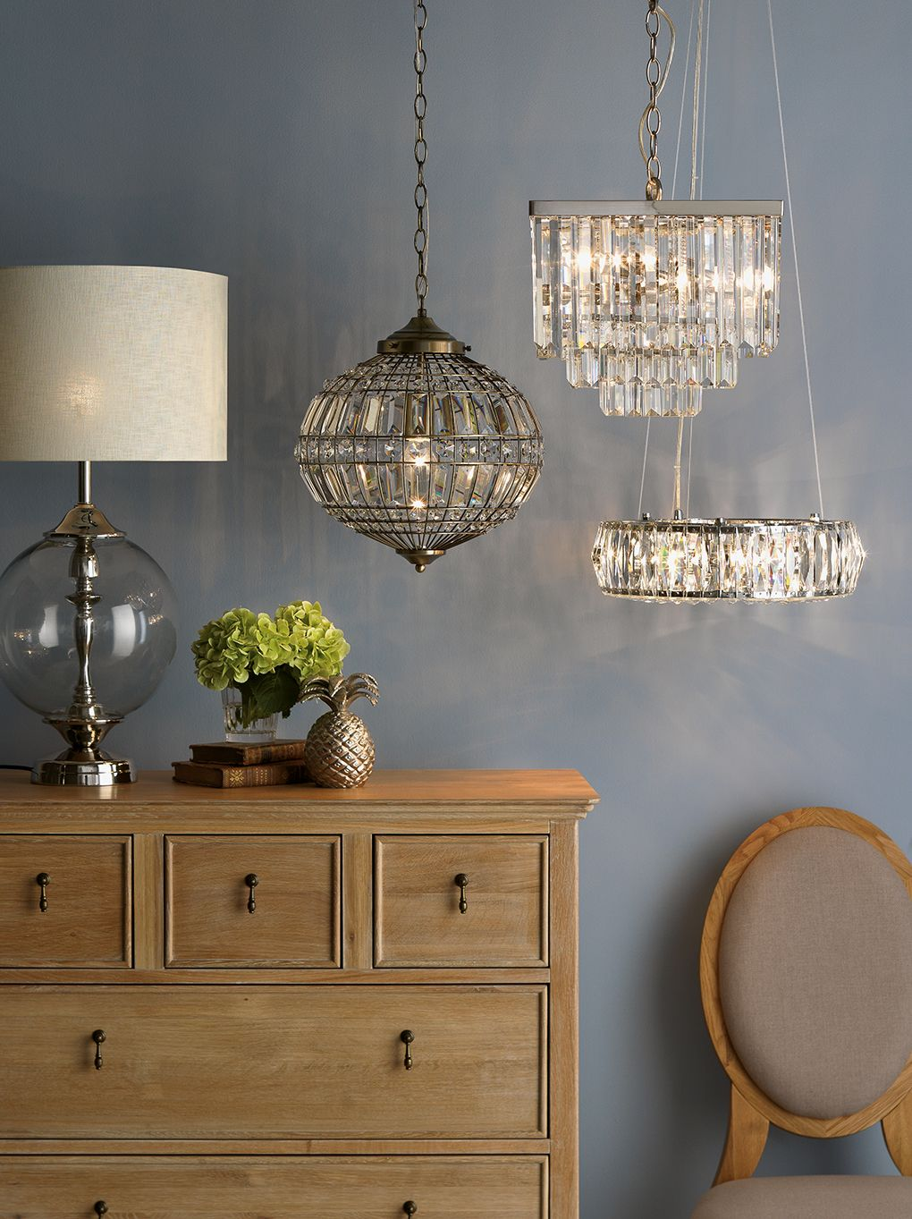 Enhance The Atmosphere In Every Room With Clever Lighting That Lifts,  Brightens And Completes The