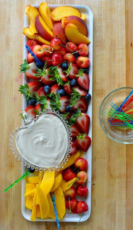 Easy 3 Ingredient Fruit Dip Recipe Fruit Dips Recipes Sour Cream Dip Fruit Dip
